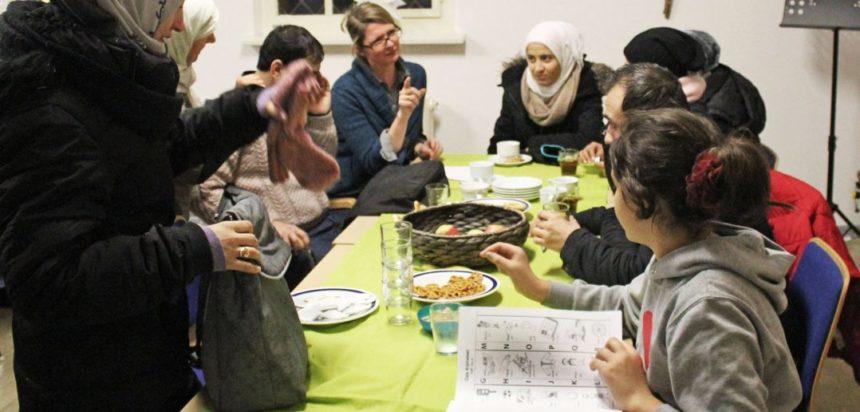 Tule vabatahtlikuks, aita pagulastel Eestis kohaneda!