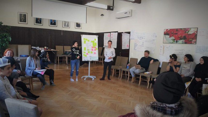 Toimus pagulaste kultuuriprogrammi analüüsikohtumine
