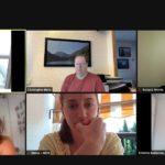 Mobility+ Erasmus+ projekti videokoosolek